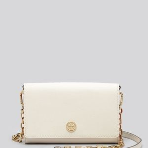 Tory Burch Robinson crossbody leather bag